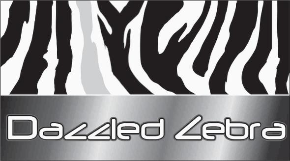 Dazzled Zebra Logo